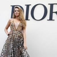 Blake Lively nos cuenta sus impresiones sobre el desfile Primavera-Verano 2019 de Dior