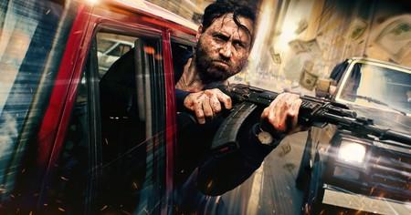"""""""Cada minuto parece un castigo"""". A la película de Netflix 'Los últimos días del crimen' le plantan un 0% en Rotten Tomatoes"""