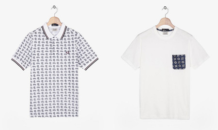 polos fred perry by drakes