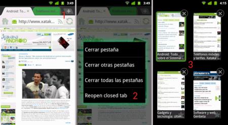 Dolphin Browser HD 7.0, actualización para Android