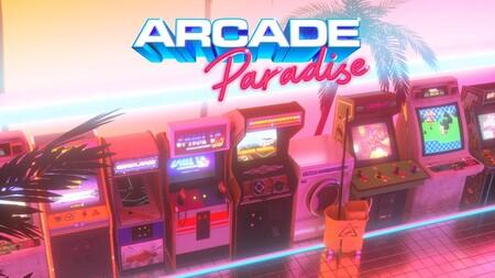 Con hasta 35 máquinas funcionales, Arcade Paradise nos permitirá cumplir el sueño de gestionar nuestro propio salón recreativo