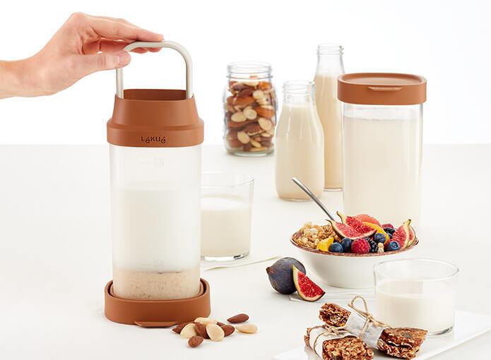 Los accesorios imprescindibles de Lékué que te ayudan a comenzar con una alimentación más saludable este curso