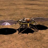 La misión InSight estudiará por primera vez los interiores de Marte y llegará por fin hoy: así podremos seguirlo en directo