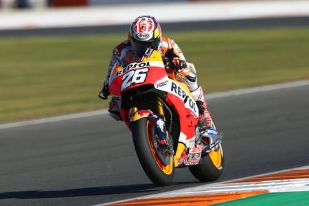 Dani Pedrosa Motogp Valencia 2017
