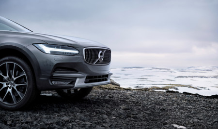 Volvo V90 Cross Country Detail