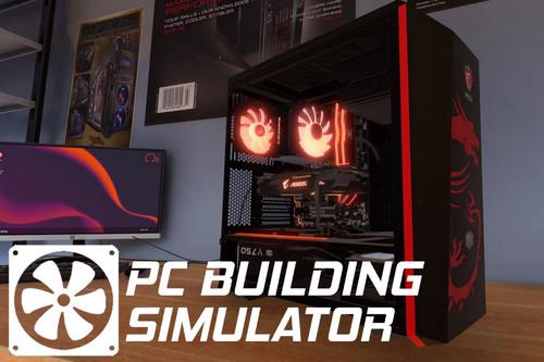 'PC Building Simulator': montar ordenadores virtuales nunca fue más realista (ni tan repetitivo)