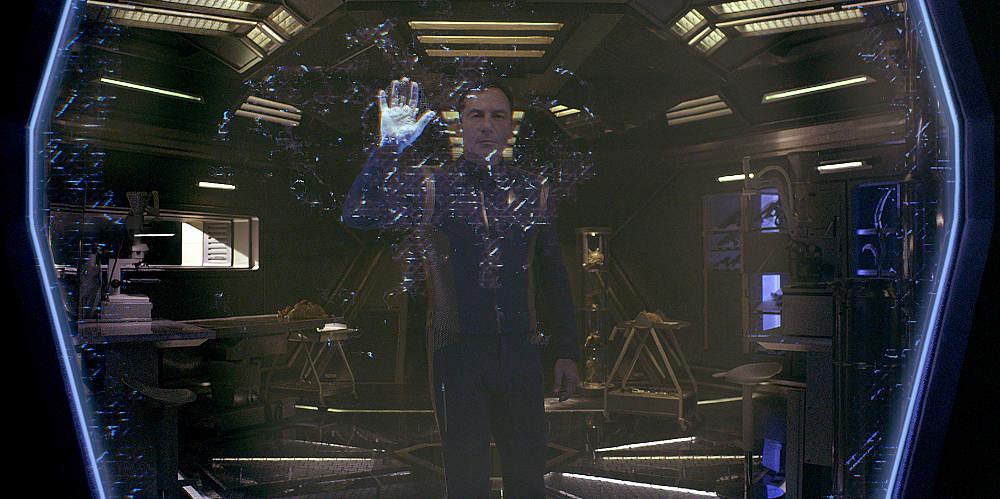 Star Trek esporas