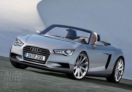 Audi R2, ¿un futuro rival para el Boxster?
