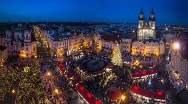 Mercadillos navideños en el mundo entero para hacer las compras navideñas más originales