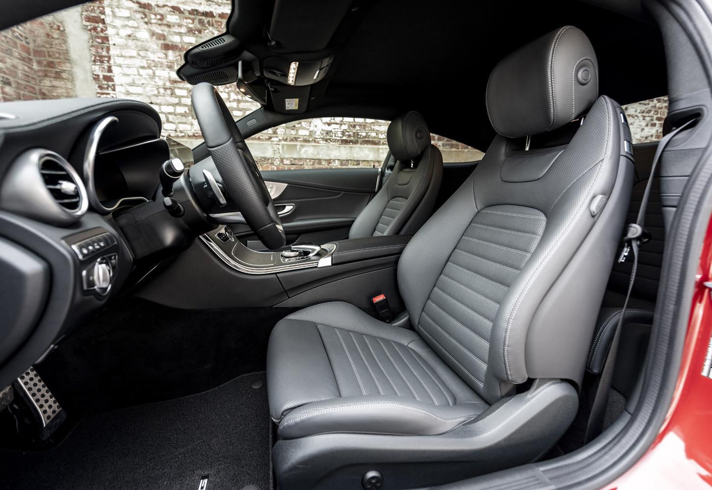 Foto de Mercedes-Benz Clase C 2018, toma de contacto (24/255)