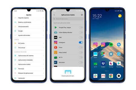 Miui 22 Apps Duales