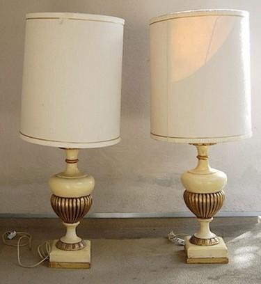 Rejuvenece tus lámparas con pintura en spray