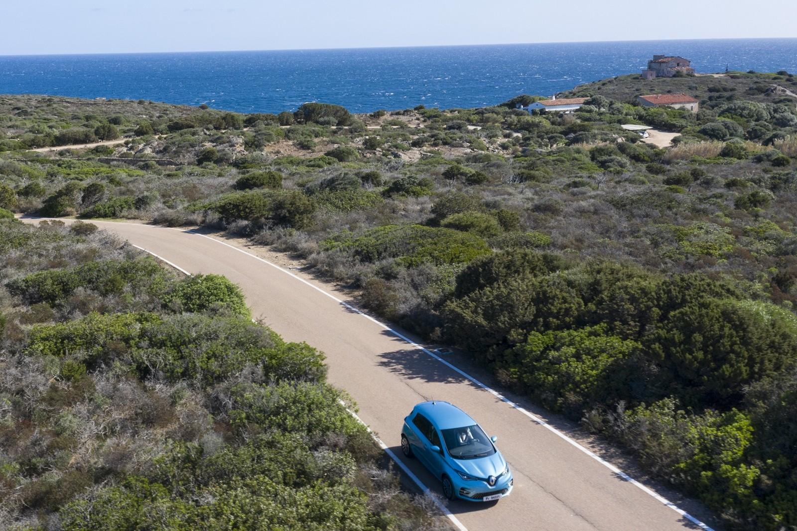 Foto de Renault ZOE 2020, prueba (24/37)