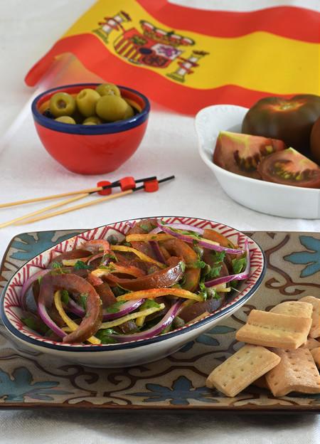 Cocina de Marruecos: ensalada marroquí de tomates Kumato® y limón