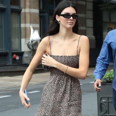Del gym a la calle desprendiendo estilo: Kendall Jenner (y sus looks) demuestra que es la más estilosa de la familia