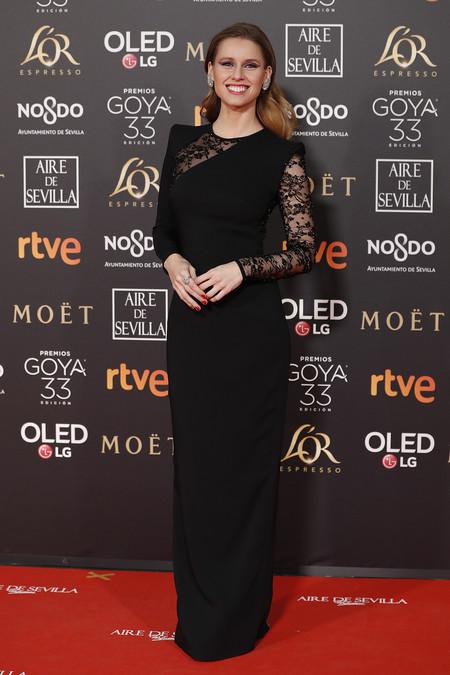 Premios Goya 2019 Manuela Velles 2