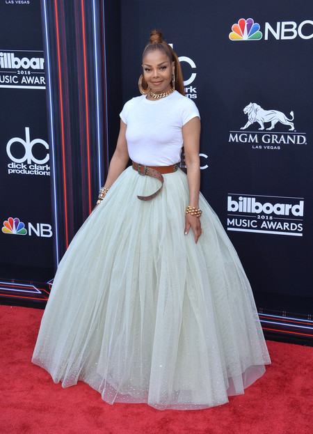 billboard music awards Janet Jackson