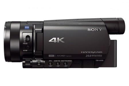 Sony tiene una videocámara 4K más cercana al consumidor