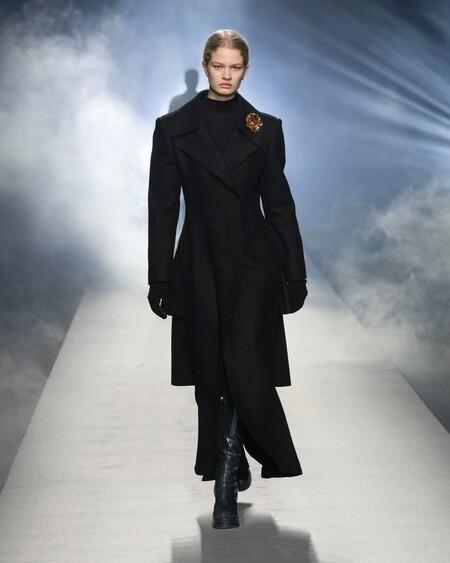 alberta ferreti otoño invierno 2021 milan fashion week