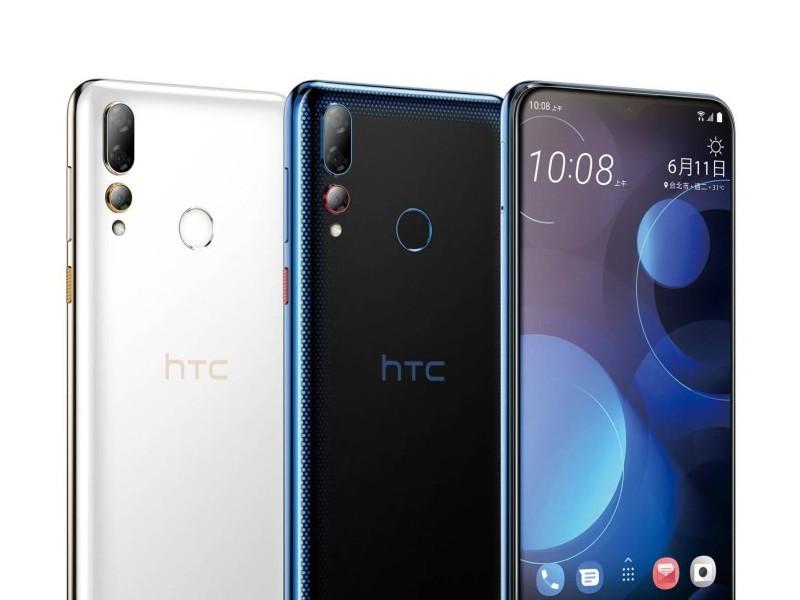HTC Desire 19+: el primer gama media de la firma con triple cámara a la espalda