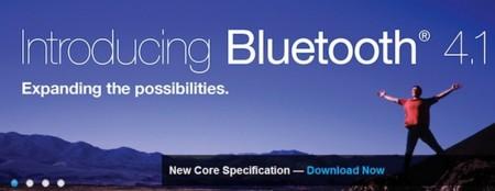 Bluetooth 4.1 ya apunta a la Internet de las cosas