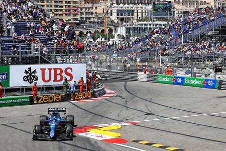 Alonso Monaco F1 2021