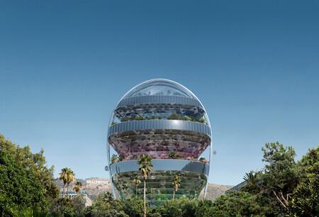 """The Star es un gran (y caro) proyecto de llamativo diseño que destaca por su propósito: ser un """"edificio antipandemia"""""""