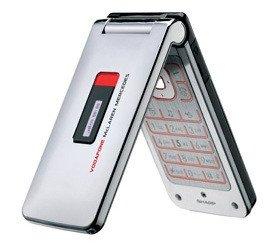 Primer móvil Vodafone McLaren Mercedes: Sharp 770SH ML