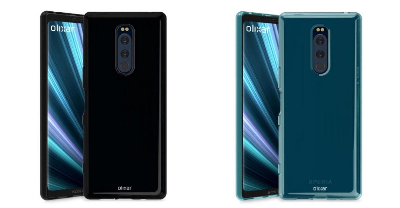 8f470ddee66 Sony Xperia XZ4: su posible diseño se filtra en las imágenes de unas  carcasas