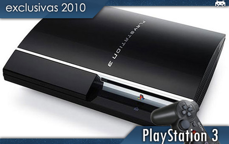 PS3: las exclusivas de 2010