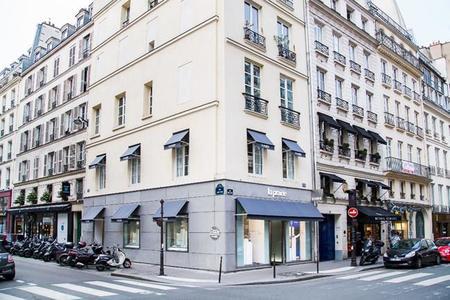 La Prairie inaugura un nuevo espacio en París que tendrá tienda, cabinas de tratamiento y una exposición permanente