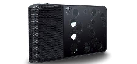 ¿El futuro de la fotografía? Posiblemente esté en un teléfono con dieciséis cámaras y 52 megapíxeles