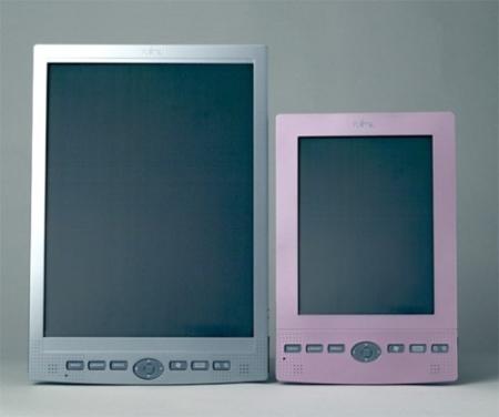 Fujitsu FLEPia, tinta electrónica a color