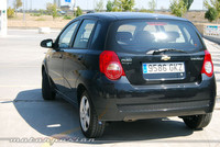Chevrolet Aveo 1.2 GLP, prueba (parte 4)