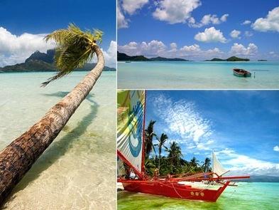 10 islas de ensueño