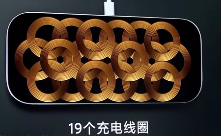 Xiaomi Base Carga Inalambrica 19 Bobinas