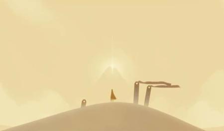Así luce la magia de Journey en PS4