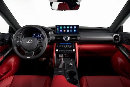 Lexus Is 2021 Mexico 38