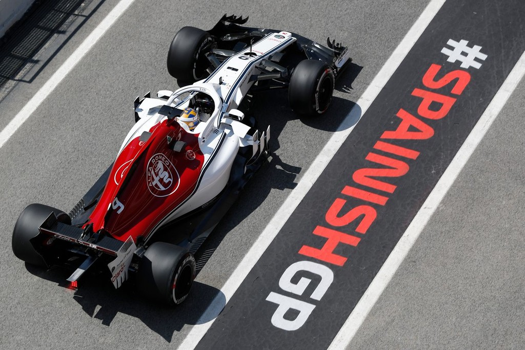 Leclerc-gp-espana-f1