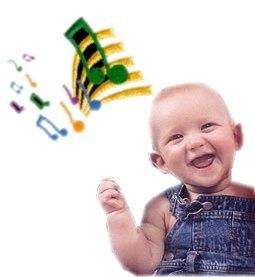 Las canciones cantadas antes de nacer calman al bebé