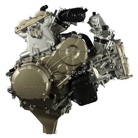 Desvelado el motor de la Ducati 1199 Panigale, desmo si, correas no.