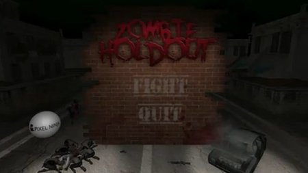 'Zombie Holdout'. Los zombies invaden Kinect