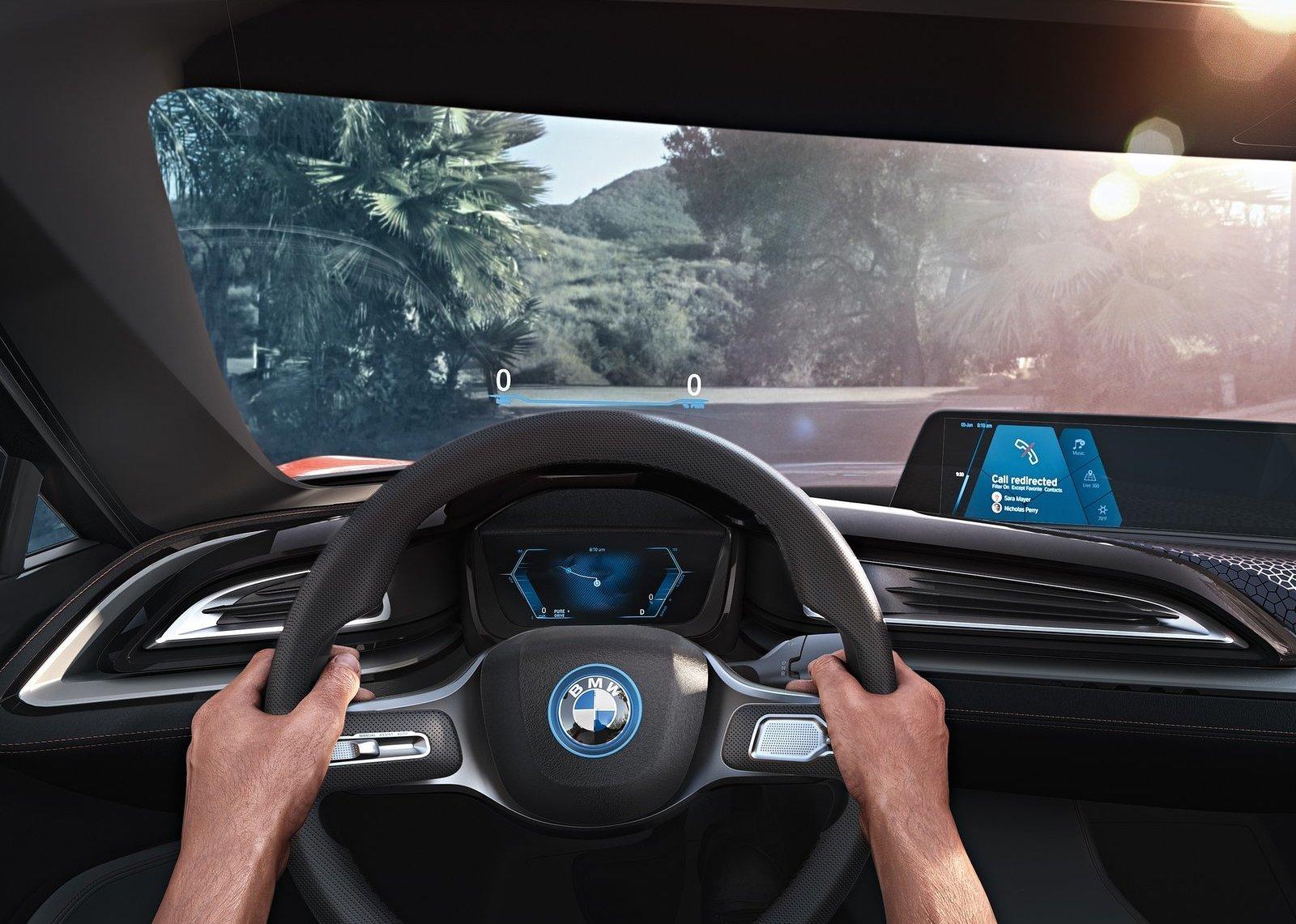 Foto de BMW i Vision Future Interaction Concept (14/19)