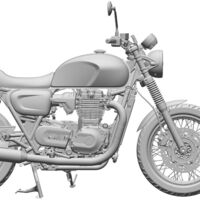 Las primeras imágenes de la Brixton 1200 apuntan a una dura rival para la Triumph Bonneville
