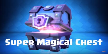 Clash Royale: así puedes saber los cofres que te quedan hasta conseguir uno  Super Mágico