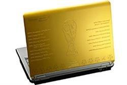 Toshiba presenta un portátil inspirado en el mundial