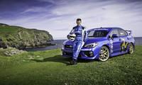 La vuelta completa de Mark Higgins con el Subaru WRX STI en la Isla de Man