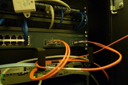 La disponibilidad de banda ancha en la ubicación de nuestras oficinas