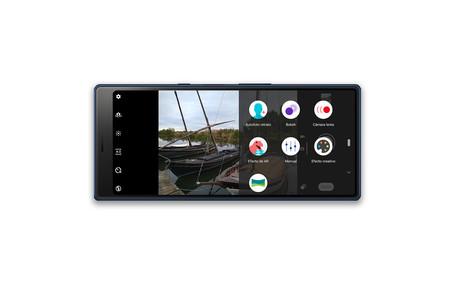 Sony Xperia 10 Plus App Camara Modos