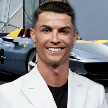 """Cristiano Ronaldo se compra el Ferrari más exclusivo del mercado por 1'6 millones: """"el coche más bonito del mundo"""""""